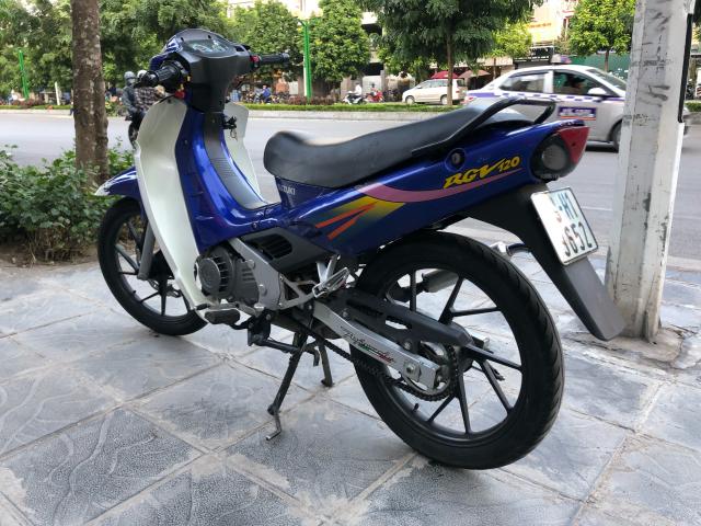 Ban Rgv 120 xipo full moi 99 29H1 xe keeng 6 so 29500 trieu cho ae sanh choi xe thuong thuc - 3