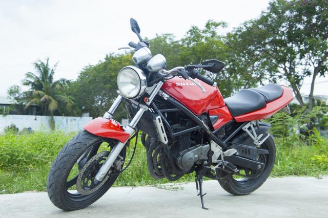 Ban Suzuki bandit 400 doi 93 cuc hiem - 2