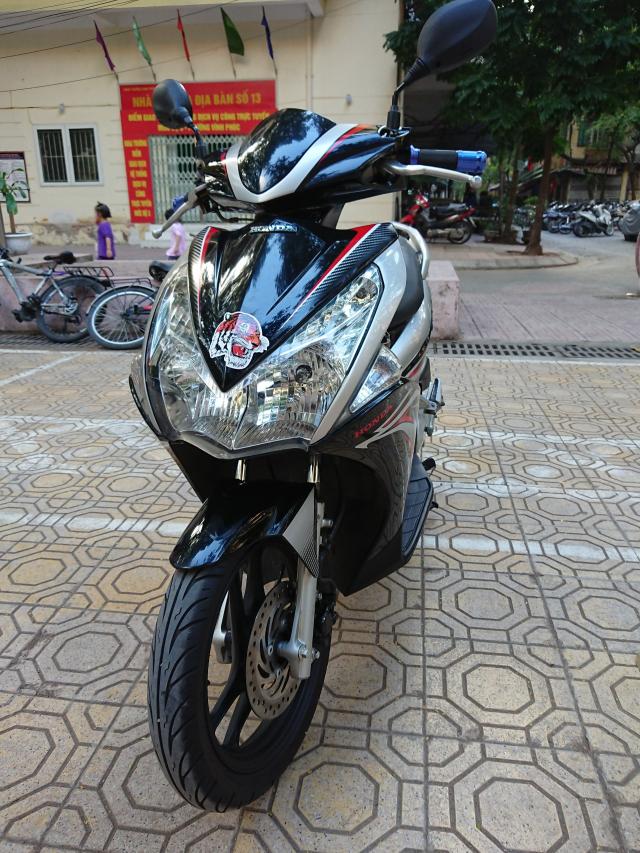 Ban xe Airblade fi 2012 Sport do den nguyen ban dung giu dang su dung - 3
