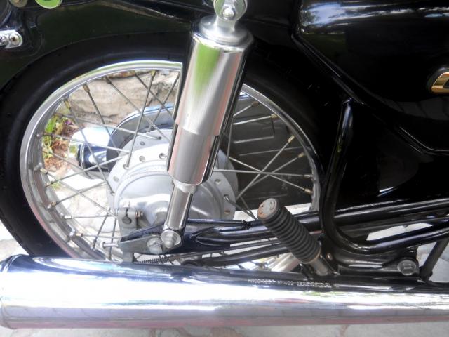 Ban Xe Honda CD125 Benly Doi 2001 Gia 128tr - 2