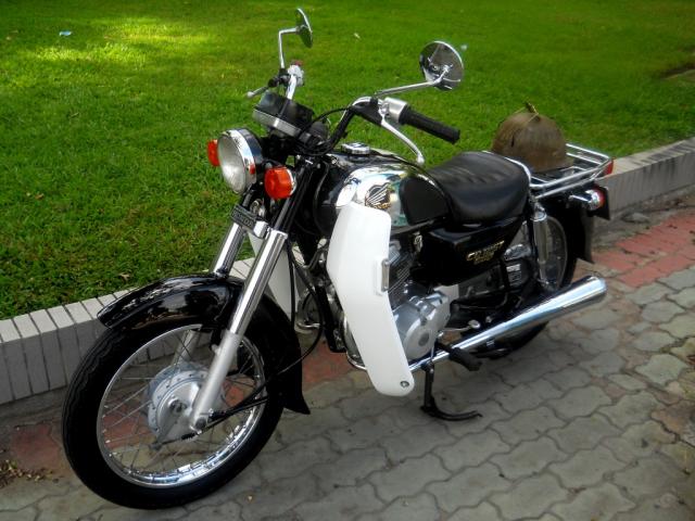 Ban Xe Honda CD125 Benly Doi 2001 Gia 128tr - 7