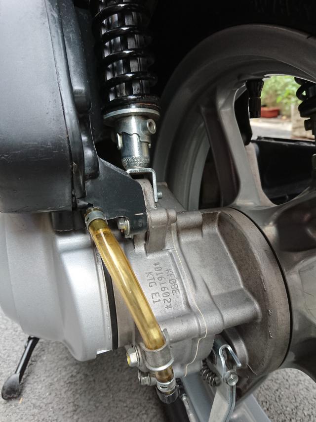 ban xe Honda Sh 150i nau cafe dung doi 2009 may nguyen thuy 73tr - 4