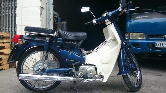 Honda Cub Custom 50 nhu moi - 7