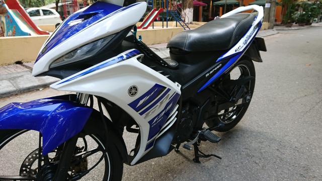 Ban xe Yamaha Exciter 135GP may chat nguyen ban 2014