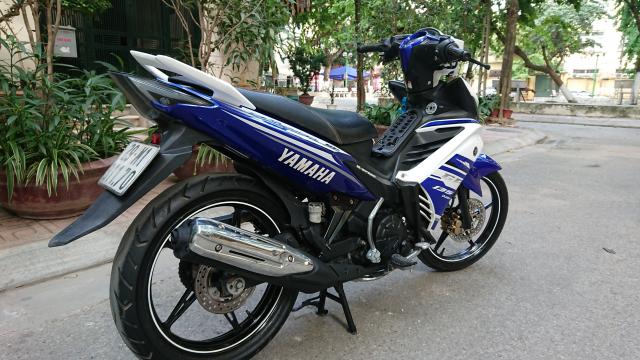 Ban xe Yamaha Exciter 135GP may chat nguyen ban 2014 - 2