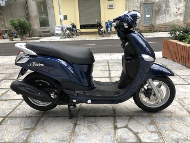 Ban Yamaha Nozza125 Fi model 2015 moi 95 29S 38137 so xanh tim Cchu nu ban 185 trieu tai nha rie - 4
