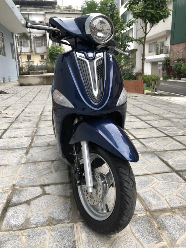 Ban Yamaha Nozza125 Fi model 2015 moi 95 29S 38137 so xanh tim Cchu nu ban 185 trieu tai nha rie - 5