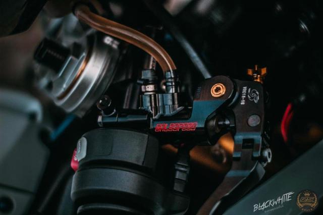 BMW S1000RR do dep mien man voi phong cach tem dau TYCO Racing - 9