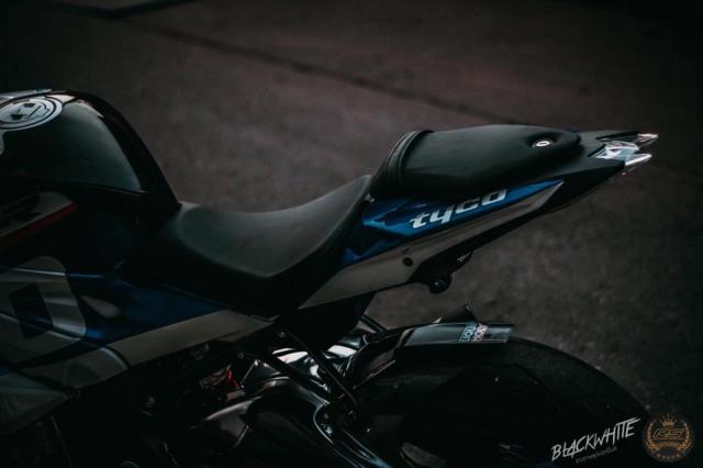 BMW S1000RR do dep mien man voi phong cach tem dau TYCO Racing - 15