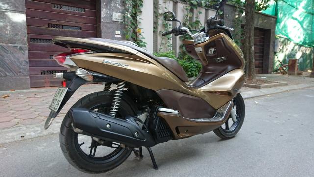 Can ban Honda PCX Fi 2012 vang dong bien HN 29K5 so chinh chu su dung 27tr