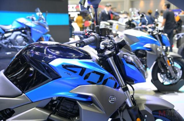 CF Moto cong bo 4 mo hinh tai Motor Expo 2018 voi gia khoi diem tu 61 trieu VND - 3