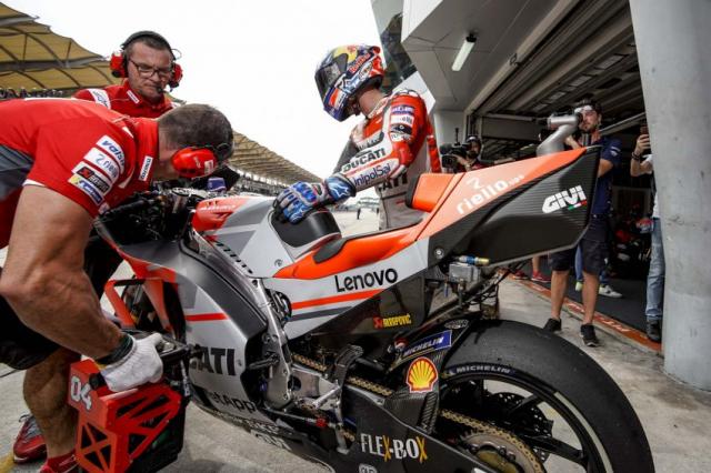 Ducati Desmosedici GP19 2019 duoc nang cap va xu ly cac loi ky thuat - 2