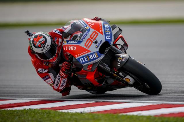 Ducati Desmosedici GP19 2019 duoc nang cap va xu ly cac loi ky thuat - 4