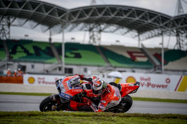 Ducati Desmosedici GP19 2019 duoc nang cap va xu ly cac loi ky thuat - 8