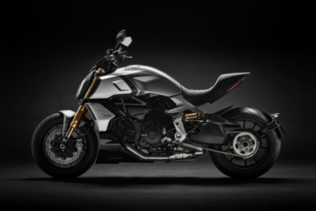 Ducati Diavel 1260 Diavel 1260 S 2019 lo dien truoc them su kien EICMA 2018 - 2
