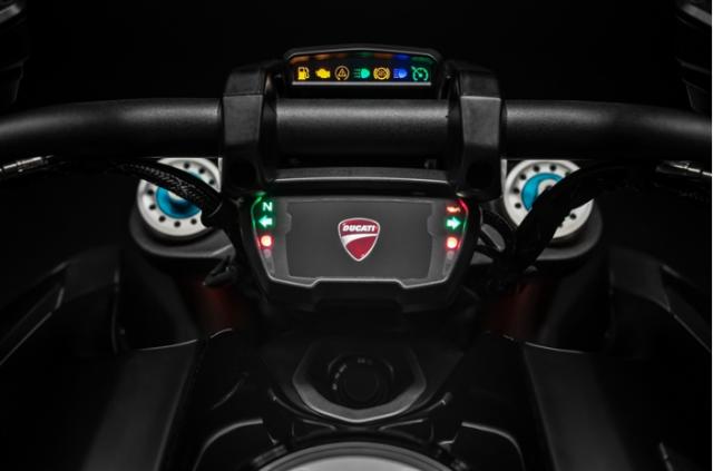 Ducati Diavel 1260 Diavel 1260 S 2019 lo dien truoc them su kien EICMA 2018 - 4