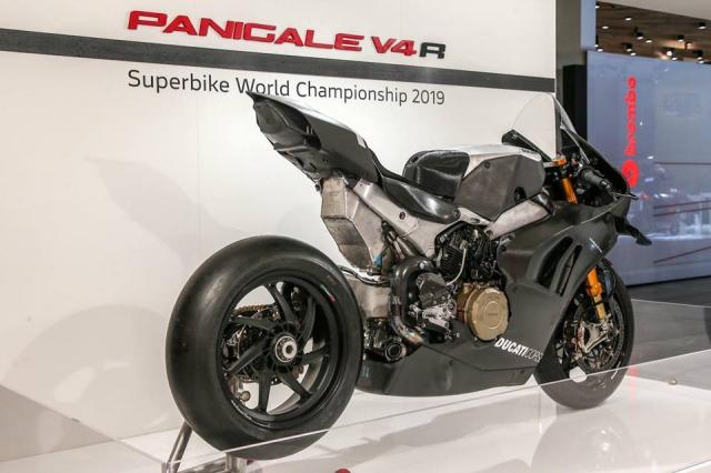 Ducati Panigale V4 RS19 sinh ra de danh cho duong dua WSBK - 5