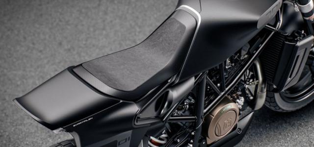 EICMA 2018 Husqvarna Svartpilen 701 Vitpilen 701 Aero Concept mang dam phong cach Cafe Racer - 20