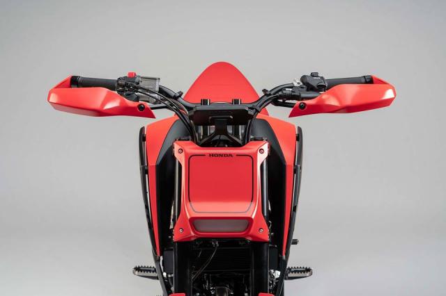 EICMA18 Honda gioi thieu concept CB125M mang phong cach neoretro - 5