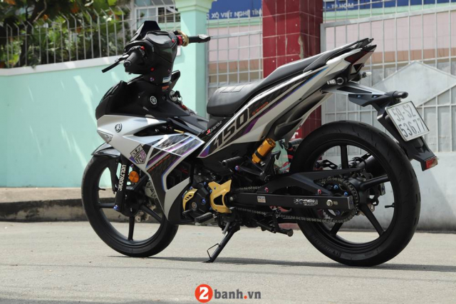 Exciter 150 do full phong cach Y15ZR cung dan do choi chat luong nhat hien nay - 17