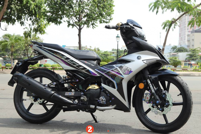 Exciter 150 do full phong cach Y15ZR cung dan do choi chat luong nhat hien nay - 16
