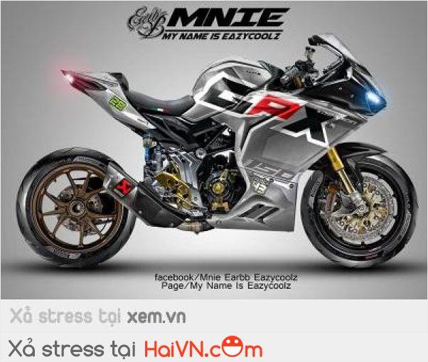 GPX 150cc nhung ban do hut hon - 4