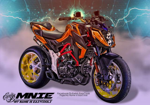 GPX 150cc nhung ban do hut hon - 13