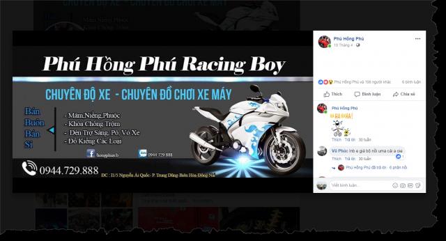 Hien Tuong La Shop phuhongphu Bien Hoa Lam An Vay Xem Co Duoc Khong