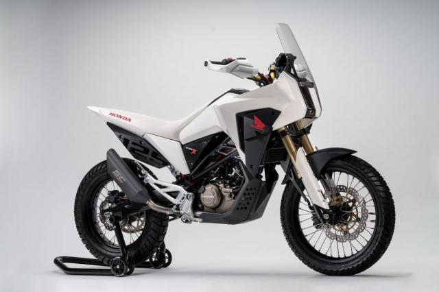 Honda CB125X 2019 quai vat dia hinh co nho danh cho dan tap choi - 2