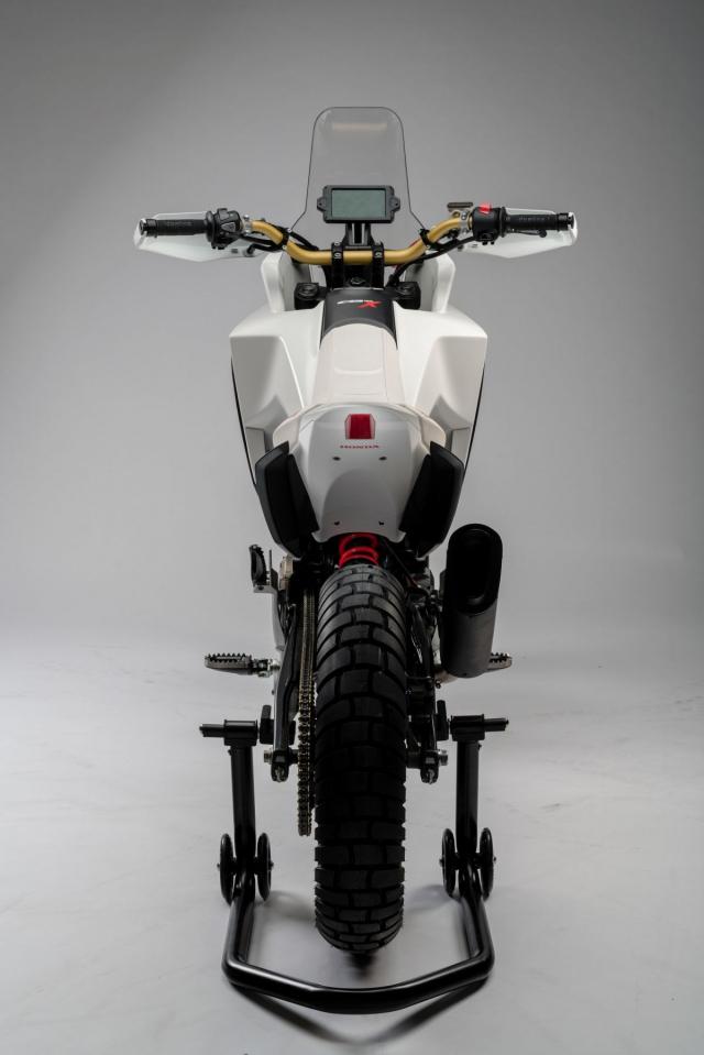 Honda CB125X 2019 quai vat dia hinh co nho danh cho dan tap choi - 10