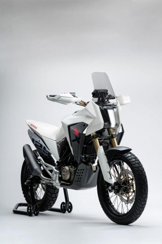 Honda CB125X 2019 quai vat dia hinh co nho danh cho dan tap choi - 11