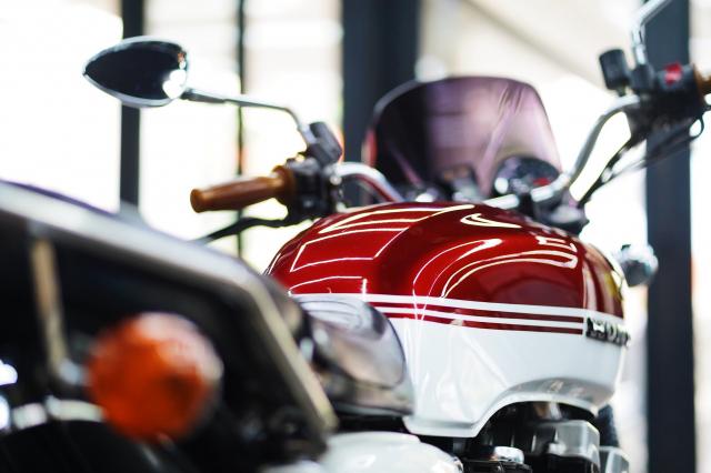 Honda CB750 chinh chu Bs Sai Gon up Cb1100 - 12