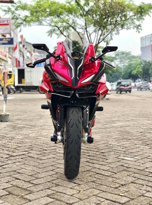 Honda CBR250RR Say dam voi phong cach Racing day lich lam - 3