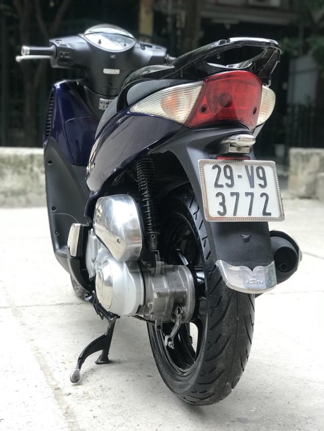 HonDa SH 150i nhap khau Y mau xanh 20k9 bien Ha Noi - 2