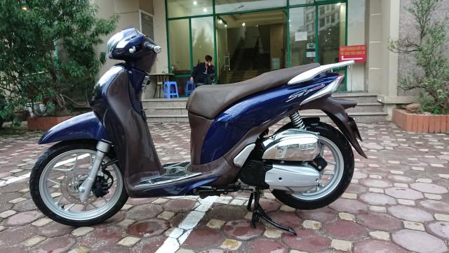 Honda Sh mode 2014 Xanh cuu long chinh chu bien dep 595 moi nguyen ban