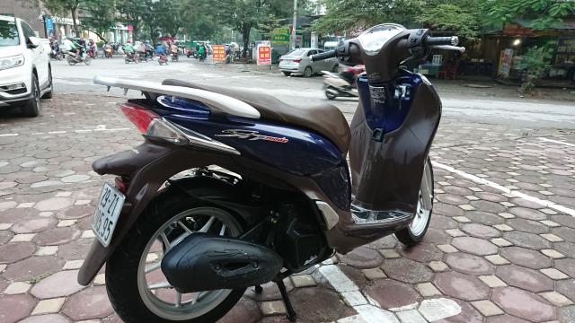 Honda Sh mode 2014 Xanh cuu long chinh chu bien dep 595 moi nguyen ban - 2