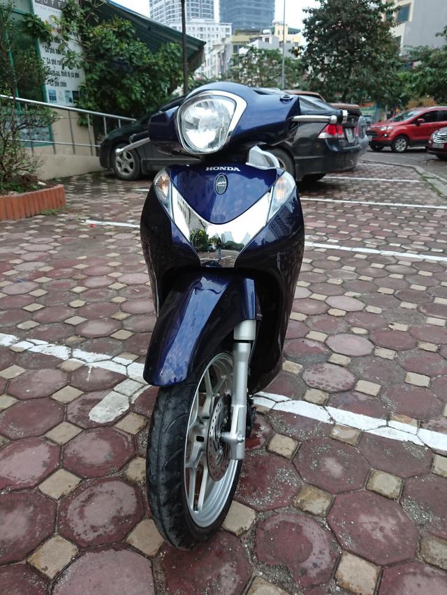 Honda Sh mode 2014 Xanh cuu long chinh chu bien dep 595 moi nguyen ban - 3