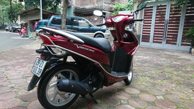 Honda Vision 2014 Do man HN chinh chu su dung 22tr300 - 2