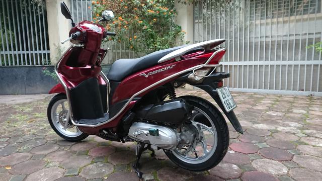 Honda Vision 2014 Do man HN chinh chu su dung 22tr300 - 4