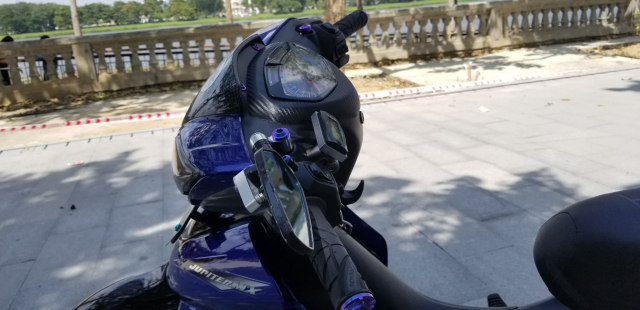 Jupiter do option do choi gay me nguoi xem cua biker den tu Hue - 5