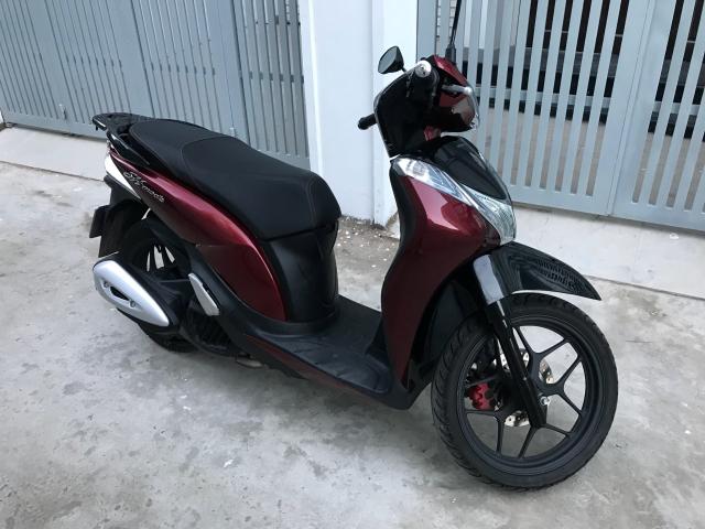 Ket tien ban Sh more 2018 Bstp khoa smartkey mau do cuc dep - 3