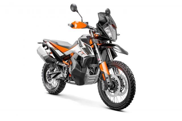 KTM 790 Adventure va 790 Adventure R tai trien lam EICMA 2018 - 4
