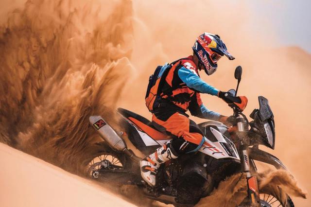 KTM 790 Adventure va 790 Adventure R tai trien lam EICMA 2018 - 7