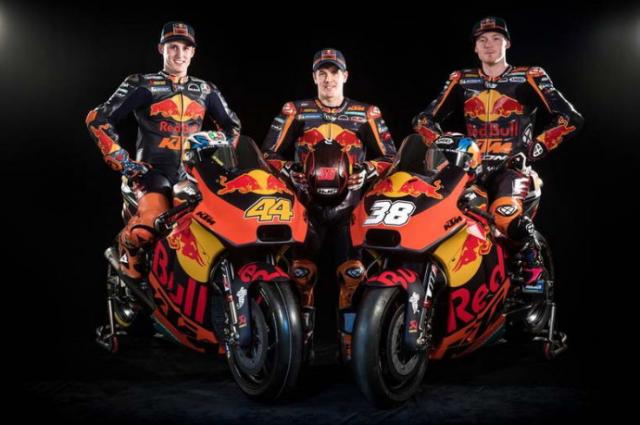KTM RC16 2018 MotoGP duoc ban lai voi gia chinh thuc 6 ty 6 - 6