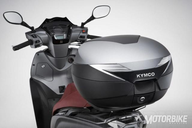 Kymco People S 300 2019 mau xe tay ga cong nghe duoc gioi thieu tai EIMCA 2018 - 16