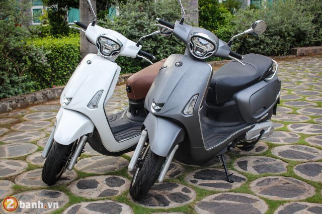 Like 125 ABS 2018 gia 57 trieu dong mau xe ga an toan danh cho phai dep - 12