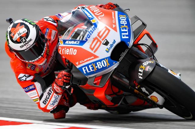 MotoGPChang 18 Tai Malaysia Ky nang can di cung may man - 2