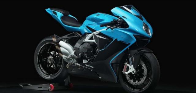 MV Agusta F3 675 Super Sport 2019 duoc gioi thieu voi 2 mau moi cuc hap dan