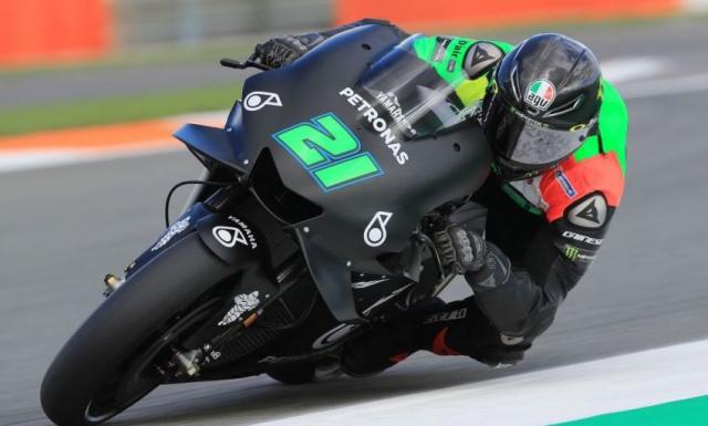 Nhung hinh anh dau tien cua M1 2019 cua doi dua Petronas Yamaha SIC Racing Team - 4