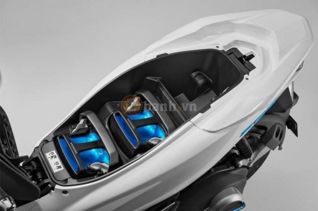 PCX Electric duoc Honda ra mat dich vu cho thue xe tai Nhat - 2